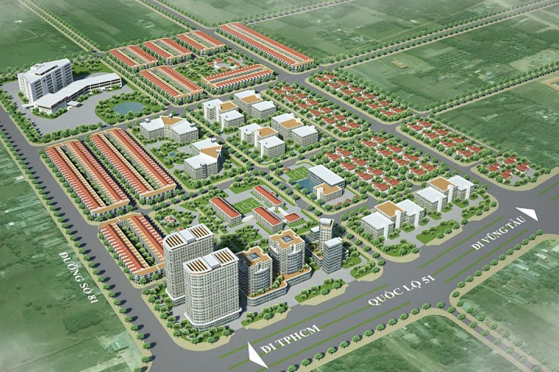 Bán đất nền dự án  ATA