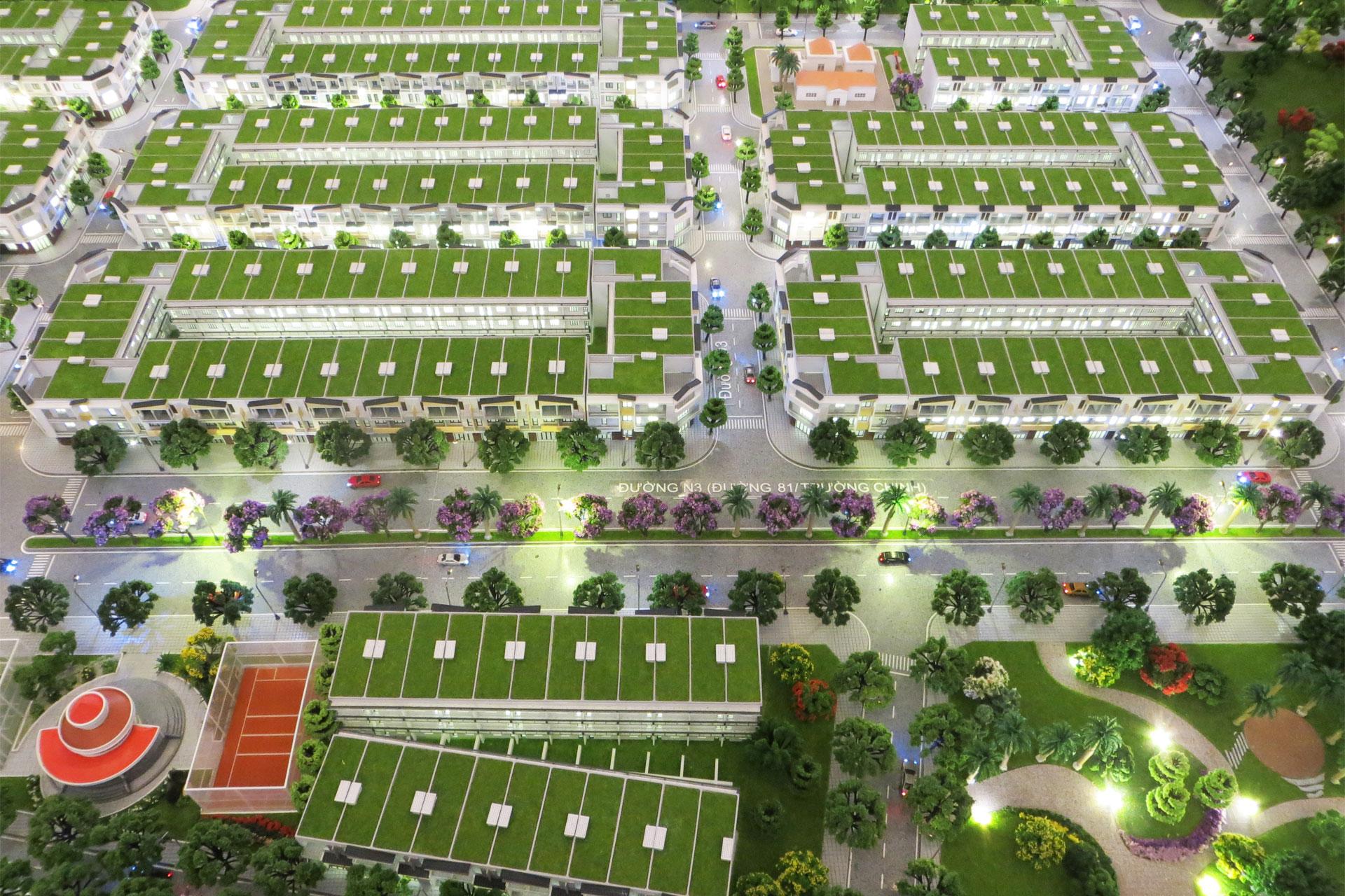 Bán đất nền dự án khu nhà ở kiểu mẫu Ecotown Phú Mỹ