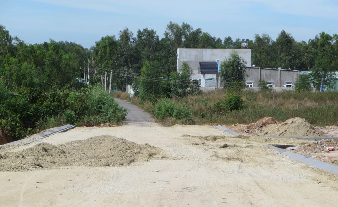Bán đất nền KDC Tân Thành Đạt Phú Mỹ - Giá chỉ 5tr/2 – Đầu tư Sinh lời ngay